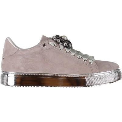 Afbeelding van Stokton 659D dames sneakers grijs