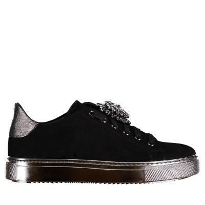 Afbeelding van Stokton 675D heren sneakers zwart