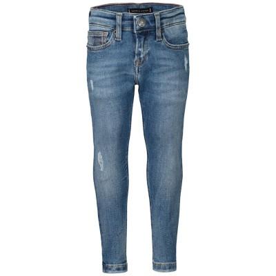 Afbeelding van Tommy Hilfiger KB0KB04927B babybroekje jeans