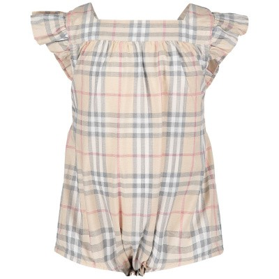 Picture of Burberry 8008455 baby blouse beige