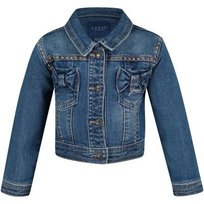 Foto van Guess A91L00 babyjas jeans