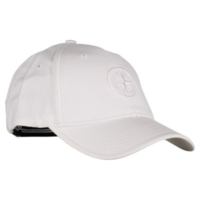 Picture of Stone Island 101690265 kids cap white