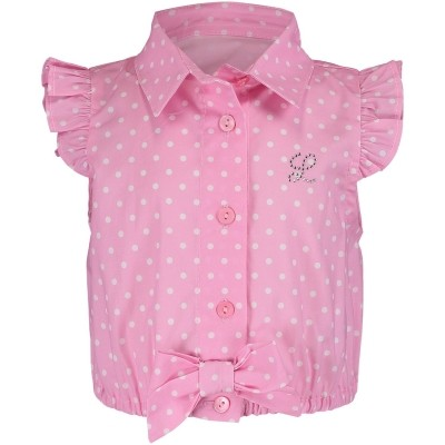 Picture of Lapin 81E2435 baby blouse pink