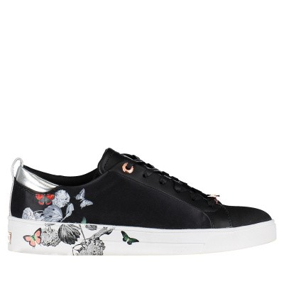 Picture of Ted Baker 918197 womens sneakers black