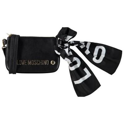 Afbeelding van Moschino JC4308 dames tas zwart