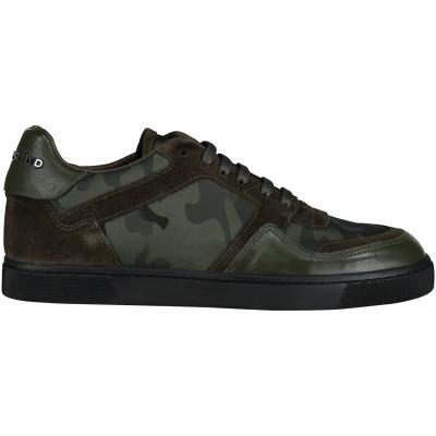 Afbeelding van My Brand MMBS009L001 heren sneakers army