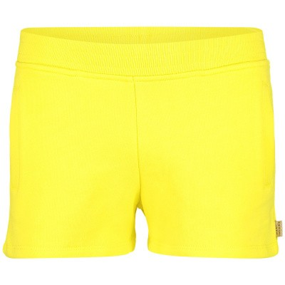 Picture of Marc Jacobs W14217 kids shorts yellow