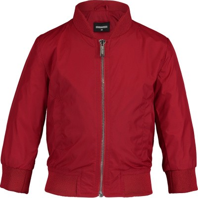 Picture of Dsquared2 DQ03FD baby coat red