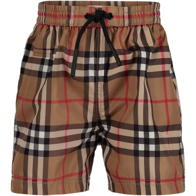 Picture of Burberry 8007156 baby swimwear beige