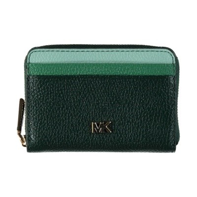 Picture of Michael Kors 32F8GF6Z1T womens wallet green