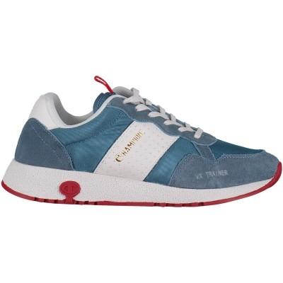 Afbeelding van Champion S20628 heren sneakers licht blauw
