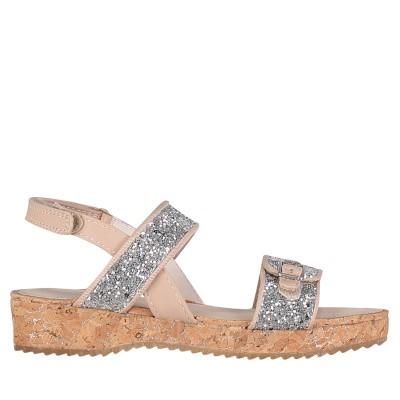 Afbeelding van Mayoral 45059 kinder sandalen zilver