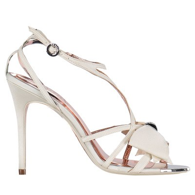Afbeelding van Ted Baker 918516 dames sandalen off white