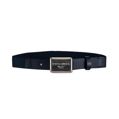 Afbeelding van Dolce & Gabbana EC0047 kinderriem navy