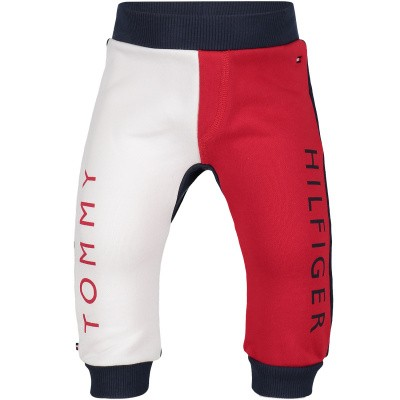 Picture of Tommy Hilfiger KN0KN01010 baby pants navy