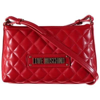Afbeelding van Moschino JC4009 dames tas rood