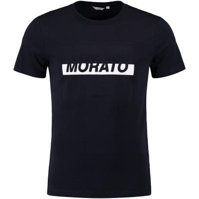 Afbeelding van Antony Morato MKKSSO1374 heren t-shirt navy
