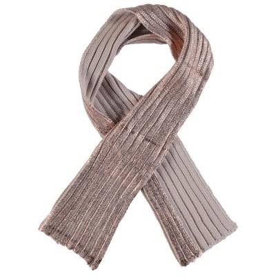 Afbeelding van Catya scarpe abbinata kinder shawl beige