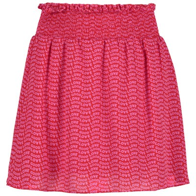 Picture of NIK&NIK G3606 kids skirt red