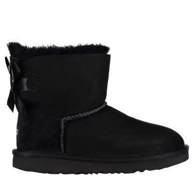 Picture of Ugg 1017397K kids boots black