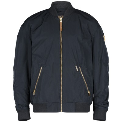 Picture of Woolrich WKCPS2084 kids jacket navy