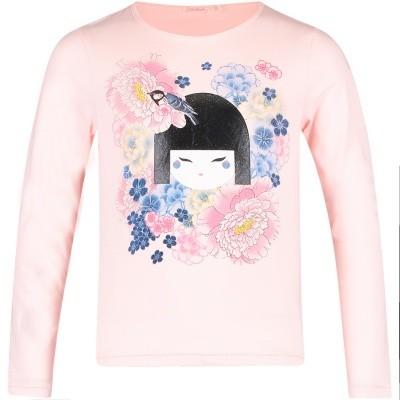 Afbeelding van BillieBlush U15537 kinder t-shirt licht roze