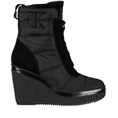 Picture of Calvin Klein SOLE womens boots black