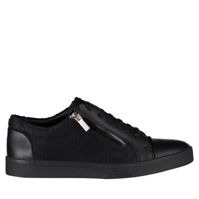Afbeelding van Calvin Klein IBRAHIM heren sneakers zwart