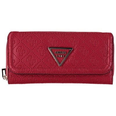 Picture of Guess SWSG7100620 womens wallet red