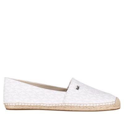 Afbeelding van Michael Kors 40R6KNFP1B dames schoenen wit