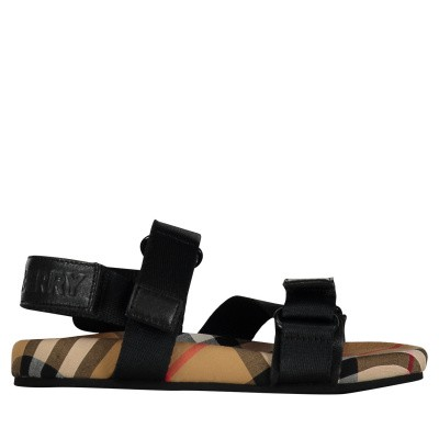 Picture of Burberry 8010686 kids sandals black