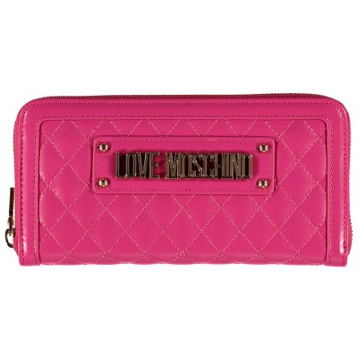 Picture of Moschino JC5640 womens wallet fuchsia