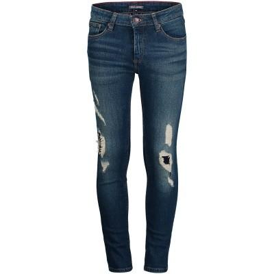 Afbeelding van Tommy Hilfiger KB0KB04062 kinder jeans jeans
