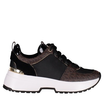 Picture of Michael Kors 43F8CSFS1D womens sneakers brown