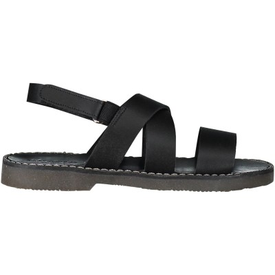 Picture of Babywalker 0030 kids sandal black