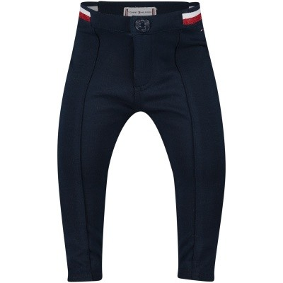 Picture of Tommy Hilfiger KG0KG03827B baby legging navy