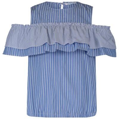 Afbeelding van Mayoral 6108 kinder t-shirt licht blauw