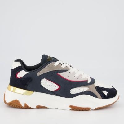 dcc29790fb6 Afbeelding van Mallet TE1050 heren sneakers navy