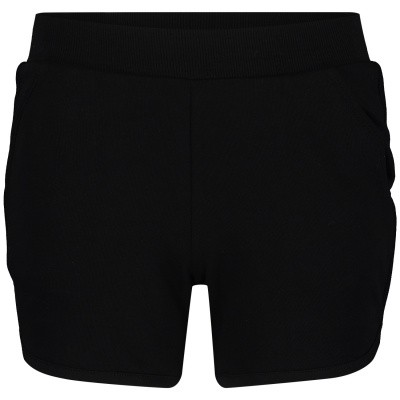 Picture of Guess J74Q11 kids shorts black