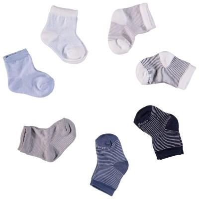 Afbeelding van Story Loris 21011 baby kadodoos sokjes licht blauw
