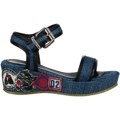 Afbeelding van Dsquared2 54168 kinder sandalen jeans