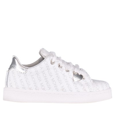 Picture of MonnaLisa 8C3036 kids sneakers white