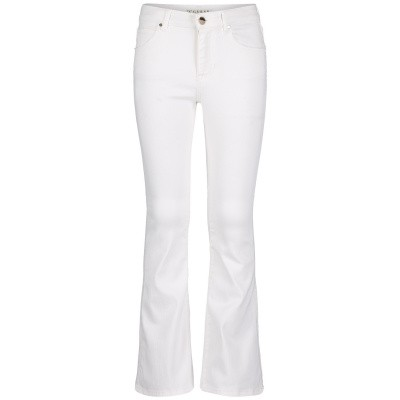 Picture of Guess J82A07 kids jeans white