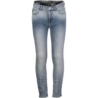 Afbeelding van Armani 6Z4J17 kinderbroek jeans