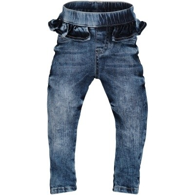 Picture of Guess A84A00 baby pants jeans