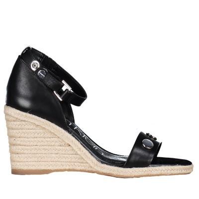 Afbeelding van Calvin Klein BRETTE dames sandalen zwart