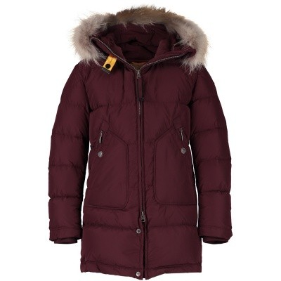 Picture of Parajumpers HF83 kids jacket bordeaux