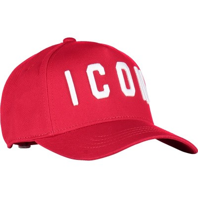 Picture of Dsquared2 DQ031D kids cap red