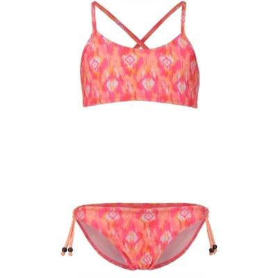 Afbeelding van Sunuva SG8442B kinder bikini fluor roze