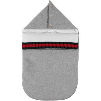 Afbeelding van Gucci 478417 baby accessoire licht grijs